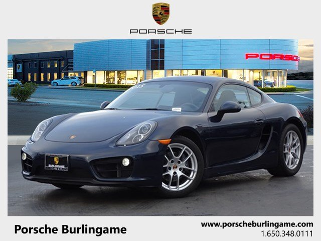 Photo Pre-Owned 2015 Porsche Cayman PDK Coupe Near San Francisco, CA