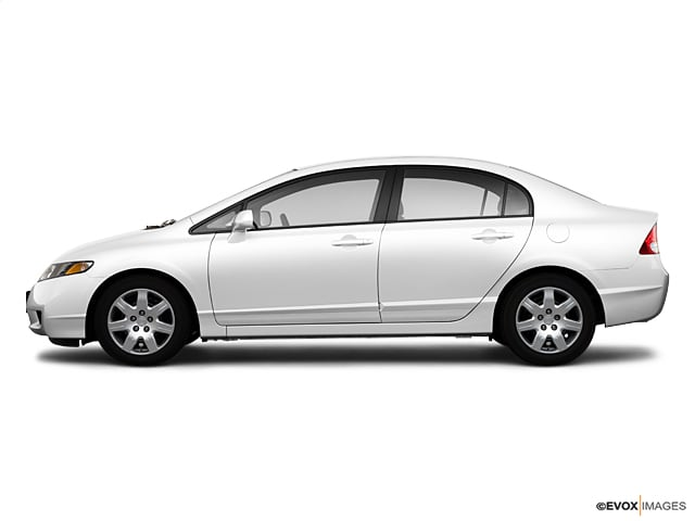 Photo Used 2010 Honda Civic 4dr Auto LX for Sale in Temecula