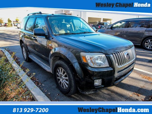 Photo Pre-Owned 2009 Mercury Mariner Premier FWD 4D Sport Utility