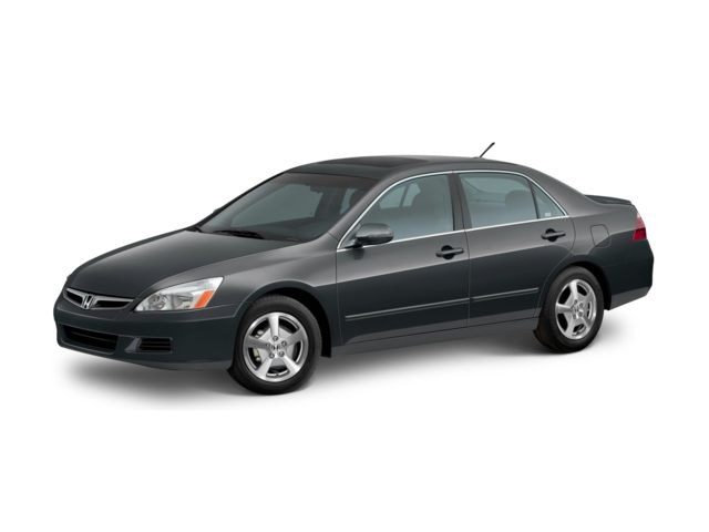 2007 Honda Accord Hybrid Sedan