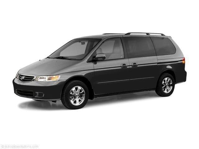 Used 2004 Honda Odyssey For Sale | Christiansburg VA