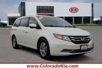 Used 2016 Honda Odyssey EX-L - Denver Area in Centennial CO