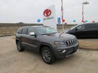 Used 2017 Jeep Grand Cherokee Limited SUV RWD For Sale in Houston