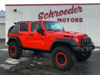 Used 2007 Jeep Wrangler Unlimited Sahara Hemi
