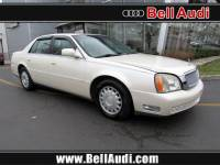 Pre-Owned 2001 CADILLAC Deville Sedan for Sale in Edison, NJ