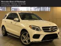 2016 Mercedes-Benz GLE400 4MATIC in Pittsburgh