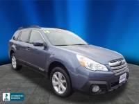 2014 Subaru Outback 2.5i Premium (CVT) SUV