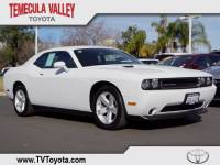 2014 Dodge Challenger SXT Coupe Rear-wheel Drive in Temecula