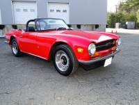 1972 Triumph TR6 $16,500
