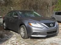 Certified Pre-Owned 2016 Nissan Altima Front Wheel Drive 4dr Car