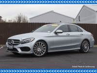 Certified Pre-Owned 2015 Mercedes-Benz C-Class CERTIFIED 2015 MB C 300 Sport LOADED Rear Wheel Drive Sedan