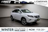 Pre-Owned 2015 Lexus RX 450h AWD 4dr AWD
