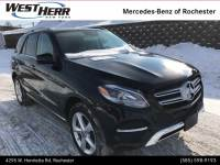 2018 Mercedes-Benz GLE 350 GLE 350 SUV