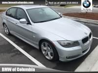 2011 BMW 3 Series 335i Sedan Rear-wheel Drive