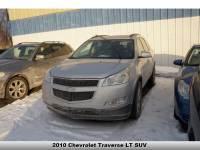 Used 2010 Chevrolet Traverse LT w/2LT for sale near Detroit