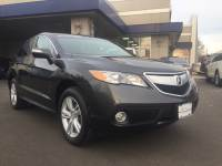 Certified Pre-Owned 2015 Acura RDX Technology Package For Sale Lawrenceville, NJ