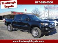 Pre-Owned 2016 Toyota Tacoma SR5 RWD Double Cab