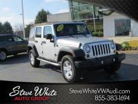 2012 Jeep Wrangler Unlimited 4WD Sport SUV