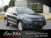 2014 Volkswagen Tiguan 2WD Auto SEL SUV