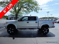 Pre-Owned 2014 Ford F-150 Lifted 4WD