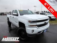 Pre-Owned 2016 Chevrolet Silverado 1500 Lifted 4WD