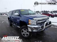 Pre-Owned 2013 Chevrolet Silverado 1500 Lifted 4WD