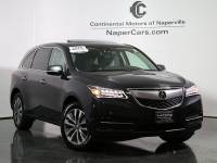 Pre-Owned 2016 Acura MDX 3.5L AWD