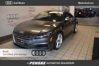 Certified Pre-Owned 2016 Audi TTS S tronic quattro 2.0T Coupe in Mentor, OH