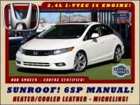 2012 Honda Civic Si FWD - SUNROOF - 6SP MANUAL!
