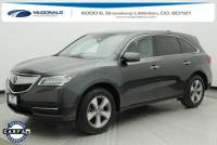 2014 Acura MDX 3.5L SUV in Denver