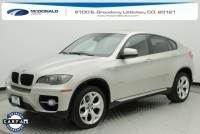 2009 BMW X6 xDrive35i Sports Activity Coupe in Denver