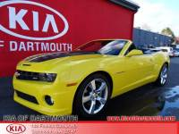 Used 2011 Chevrolet Camaro 2SS Convertible For Sale Dartmouth, MA