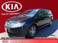 Used 2013 Honda Odyssey EX-L Van For Sale Dartmouth, MA