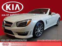 Used 2013 Mercedes-Benz SL 63 AMG Automatic Convertible For Sale Dartmouth, MA