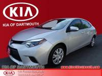 Used 2014 Toyota Corolla LE Plus Sedan For Sale Dartmouth, MA
