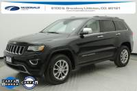 2015 Jeep Grand Cherokee Limited 4x4 SUV in Denver