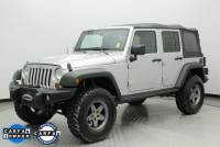 2012 Jeep Wrangler Unlimited Rubicon SUV in Denver