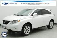 2010 LEXUS RX 350 Base SUV in Denver