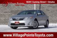 2013 Toyota Camry XLE Sedan FWD for sale in Omaha