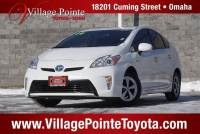 2014 Toyota Prius Two Hatchback FWD for sale in Omaha