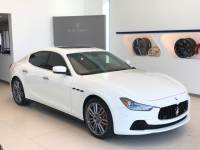 Certified Pre-Owned 2015 Maserati Ghibli 4dr Sdn S Q4 AWD