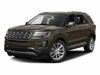 Pre-Owned 2016 Ford Explorer FWD 4dr Limited With Navigation