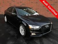 Used 2014 Audi A4 For Sale in Monroeville PA   WAUFFAFL8EN031875