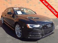 Used 2015 Audi A5 For Sale in Monroeville PA | WAUMFAFR7FA010875