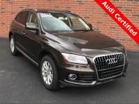 Pre-Owned 2015 Audi Q5 For Sale near Pittsburgh, PA | Near Greensburg, McKeesport, & Monroeville, PA | VIN:WA1CFAFP1FA004965