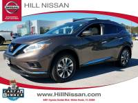 2016 Nissan Murano FWD 4DR SV SUV