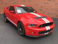Pre-Owned 2012 Ford Shelby GT500 For Sale near Pittsburgh, PA | Near Greensburg, McKeesport, & Monroeville, PA | VIN:1ZVBP8JS2C5247088