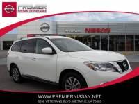 2015 Nissan Pathfinder SL SUV