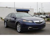 Pre-Owned 2013 Acura TL 4dr Sdn Auto 2WD Tech in Hoover, AL