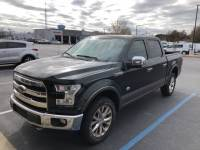 2015 Ford F-150 4WD SuperCrew 145 King Ranch Pickup